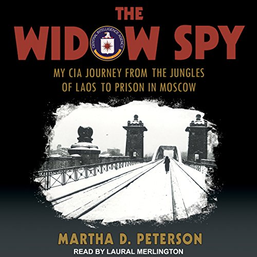 The Widow Spy Audiobook By Martha D. Peterson cover art