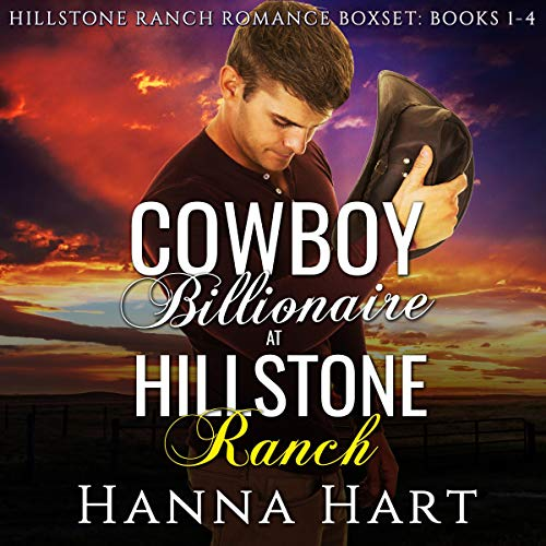 Cowboy Billionaires at Hillstone Ranch cover art