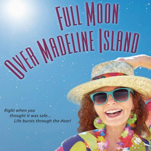 Full Moon Over Madeline Island audiobook cover art