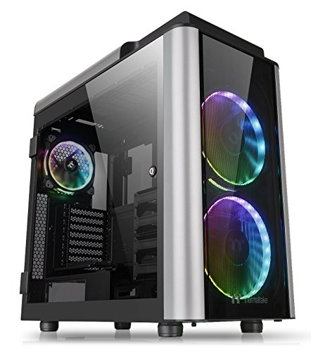 Thermaltake Level 20 GT E-ATX Full Tower Vertical GPU Modular Gaming Computer Case