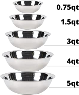 Best vollrath mixing bowls Reviews