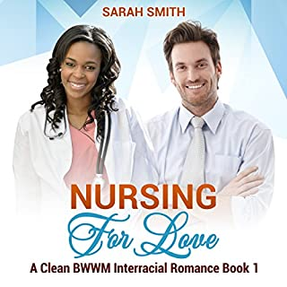 Nursing for Love  cover art