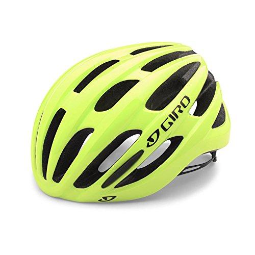 Giro Foray Helmet Highlight Yellow Kopfumfang S | 51-55cm 2019 Fahrradhelm