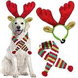 Malier Christmas Holiday Elk Reindeer Antlers