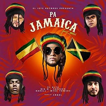 Pa Jamaica (Remix) [feat. Myke Towers & Big O]