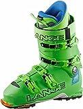 Lange XT Freetour 130 - Botas de esquí de hombre, color Verde, talla 27.5