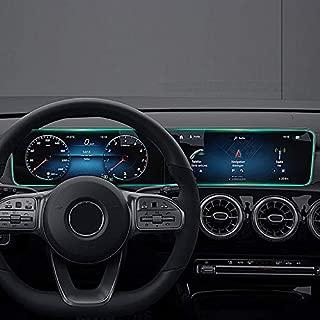 Accessori auto Navigazione strumenti Schermo Schermo Ombreggiatura Parasole HDCF per Classe A W177 V177 A180 A200 2019