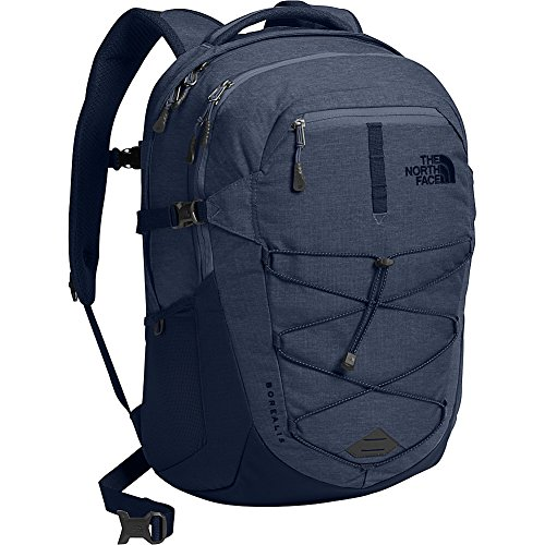 The North Face Borealis Backpack, Urban Navy Light Heather/Urban Navy, One Size
