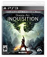 Dragon Age Inquisition Deluxe Edition (輸入版:北米) - PS3
