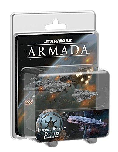 Fantasy Flight Games Star Wars Armada: Erweiterung der Imperial Assault Carriers