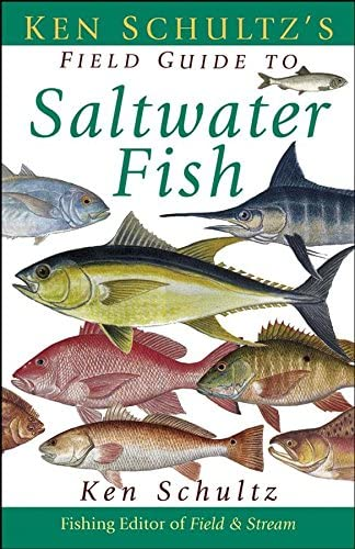 Ken Schultz s Field Guide to Saltwater Fish product image