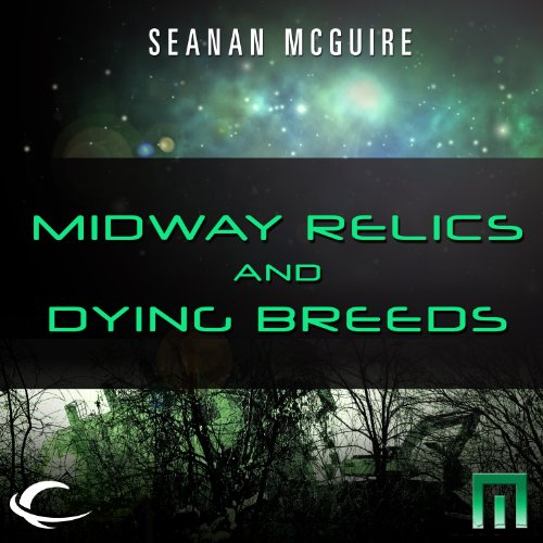 Midway Relics and Dying Breeds audiobook cover art