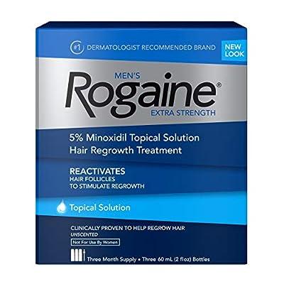 Men's Rogaine Extra Strength