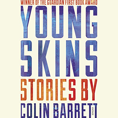 Young Skins audiobook cover art