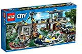 LEGO - La comisaría de la policía del pantano, Multicolor (60069)
