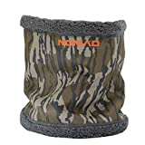 Nomad Men's Harvester Neck Gaiter, Mossy Oak Bottomland, OSFA