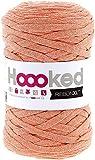 Hoooked - Hilo de Punto de Ganchillo (RibbonXL, 120 m), Color Albaricoque