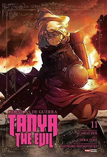 Tanya the Evil Volume 11