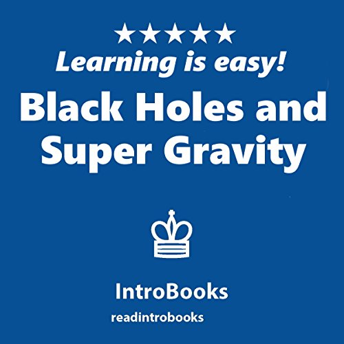 Black Holes and Super Gravity cover art