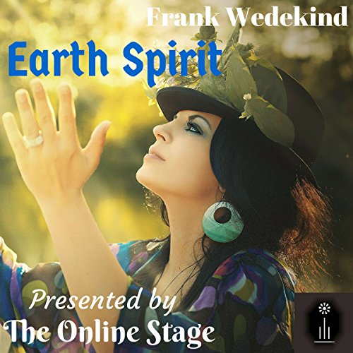 Earth Spirit audiobook cover art