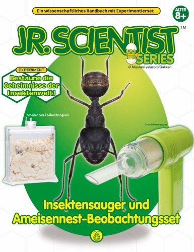 EDU Toys Experimentier-Set Insektensauger und Beobachtungsset GK003 ab 8 Jahre