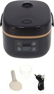 Digital Rice Cooker, Intelligent 900W 220V Electric Rice Cooker 4L Capacity for Serving 3-7 People for Household Use