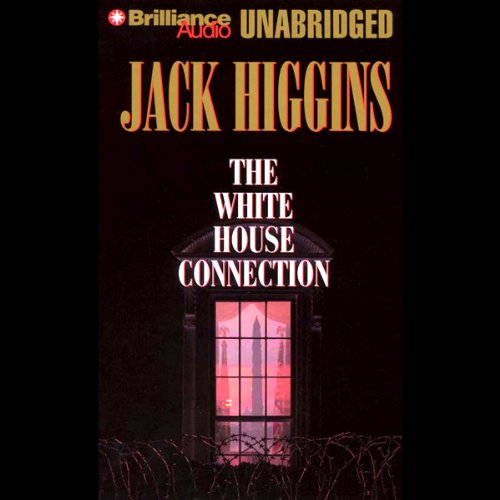 The White House Connection audiobook cover art