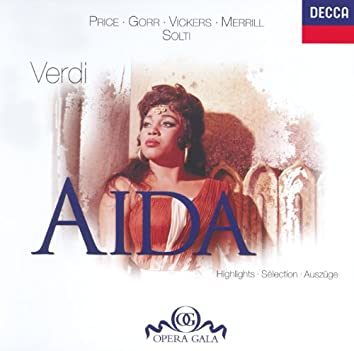 Verdi: Aïda - Highlights
