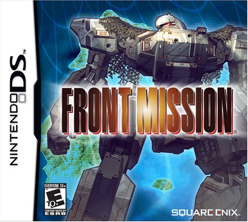 Front Mission - Nintendo DS by Square Enix