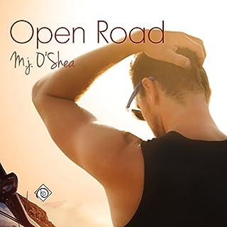 Open Road audiobook cover art