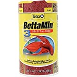 Tetra BettaMin Select-A-Food 1.34 Ounces, Fish Flakes, Variety Pack