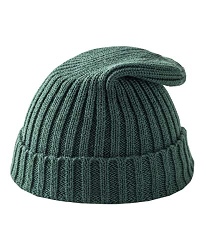 Unisex, Zweiseitige Merino Mütze, Wollmütze Beanie, warme Wintermütze für Kinder,...