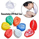 CPR-Notfallentlüftung medizinische CPR Mund-zu-Mund-Beatmungsmaske für einfache künstliche...