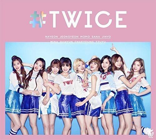 #TWICE(初回限定盤A)