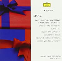 Two Hearts in Waltztime by ROBERT ORCHESTRA STOLZ (1995-04-03)
