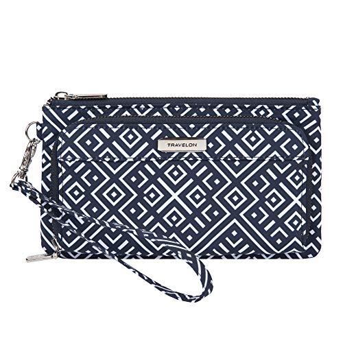 Travelon: Phone Clutch Wallet - Mosaic Tile