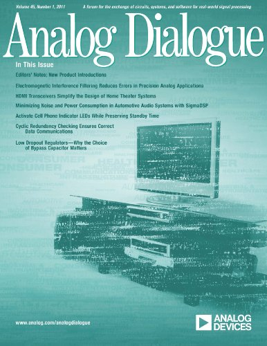 Analog Dialogue, Volume 45, Number 1 (English Edition)
