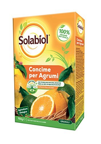 Solabiol Bio Zitrusfrüchte Granulat, 750 g