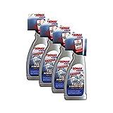 SONAX 4X 02304000 Xtreme FelgenReiniger Plus Säurefrei 750ml