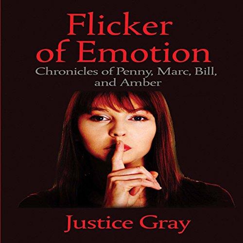 Flicker of Emotion audiobook cover art
