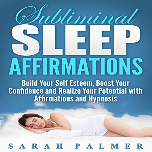 Subliminal Sleep Affirmations cover art