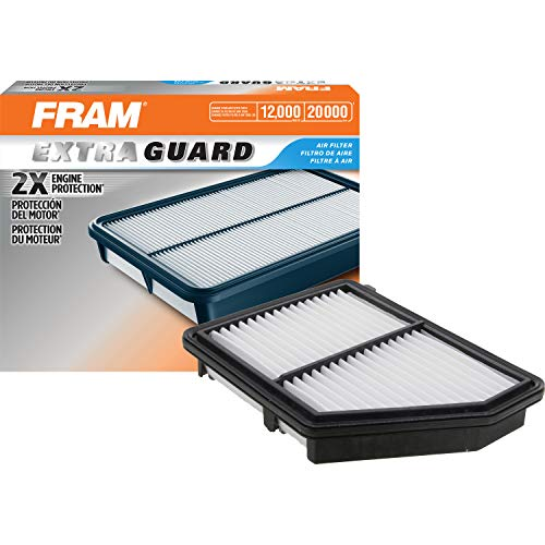 FRAM Extra Guard Air Filter, CA12051 for Select Honda Vehicles