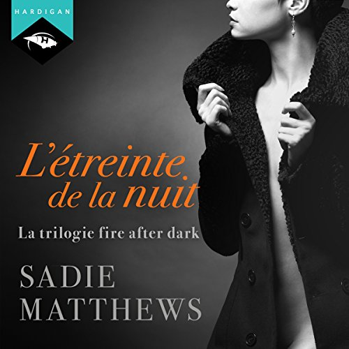 L'Étreinte de la nuit audiobook cover art