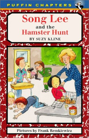 Song Lee and the Hamster Hunt reissue by Suzy Kline (2000-02-01)
