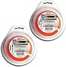 Troy-Bilt 2 Pack Of Genuine OEM Replacement Trimmer Lines # 49U2341K953-2PK
