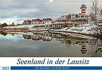 Seenland in der Lausitz (Wandkalender 2022 DIN A3 quer): Rund um Senftenberg entsteht Europas groesste kuenstliche Seenlandschaft (Monatskalender, 14 Seiten )