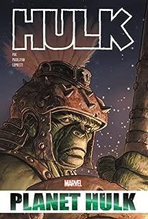 Hulk: Planet Hulk Omnibus (Incredible Hulk)