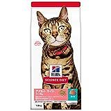 ヒルズ サイエンス・ダイエット キャットフード アダルトライト 1歳~6歳 適正体重の維持 まぐろ 肥満傾向の成猫用 1.8kg