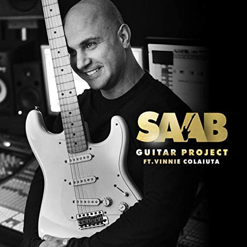 Saab Guitar Project feat. ヴィニー・カリウタ