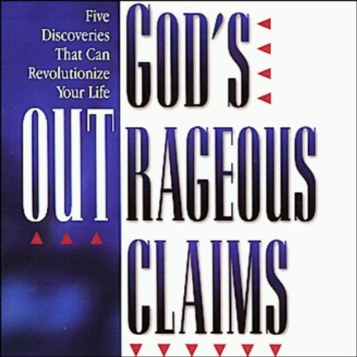 God's Outrageous Claims audiobook cover art